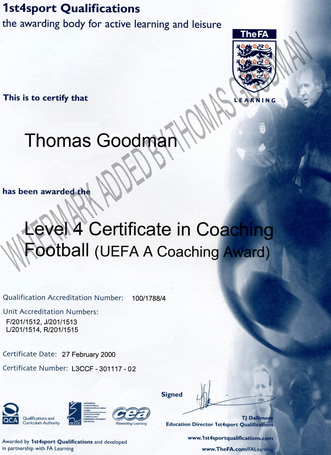 uefa a license coaching manual